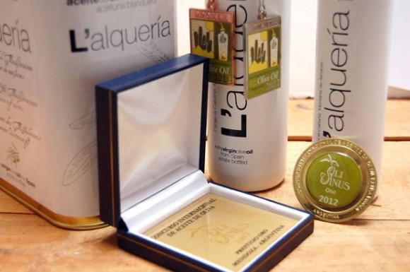 premios-y-medallas-almazara-la-alqueria-aceite-de-oliva-virgen-extra