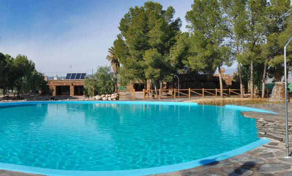 Oleoturismo en almer a oro del desierto en la localidad for Casa rural jardin del desierto tabernas
