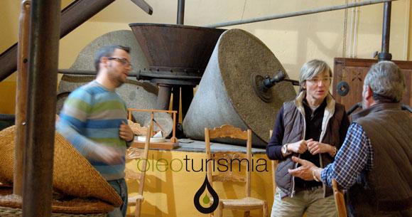 Oleoturismo en Almería. «Oro del Desierto» en la localidad de Tabernas