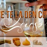 Taller de cata de vino y maridaje con queso
