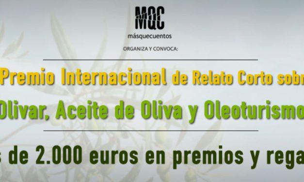 Concurso de relatos sobre el Oleoturismo y Olivar
