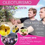 Oleoturismo Castilla-La Mancha. 10 de febrero