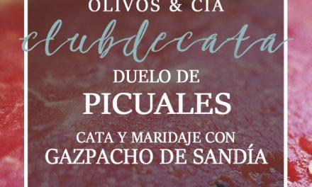 Club de Cata: Duelo de Picuales 6 de septiembre