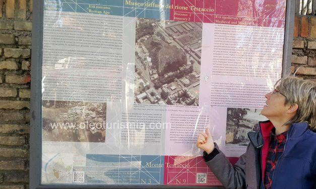 Oleoturismo en Roma: Llevamos 20 siglos abasteciendo al imperio romano