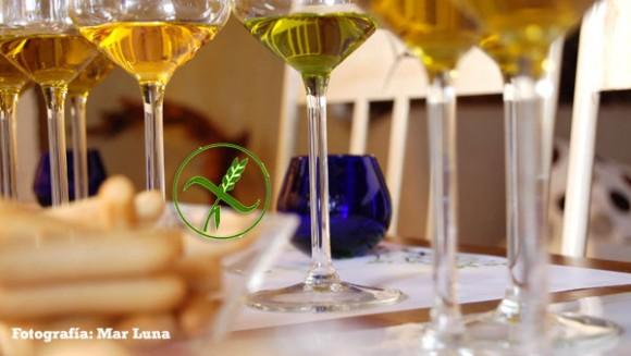 Catas de aceite adaptadas para celiacos