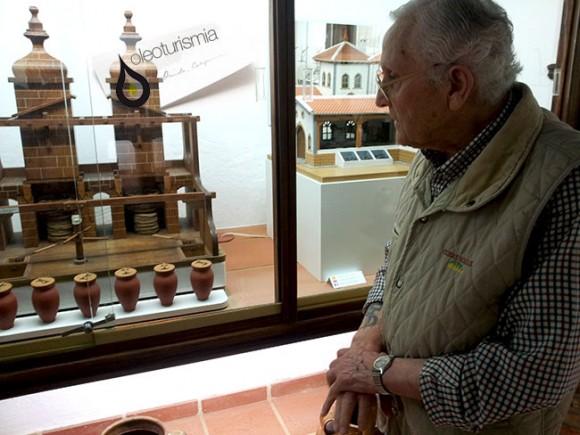 Museo Eulogio Mengíbar. Oleoturismo en Jaén con Mar Luna Villacañas. www.oleoturismia.com