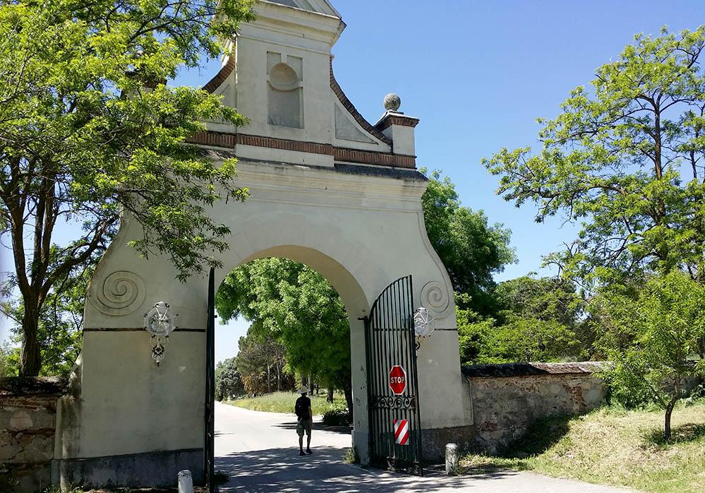 Oleoturismo en Madrid: Quinta del Duque del Arco