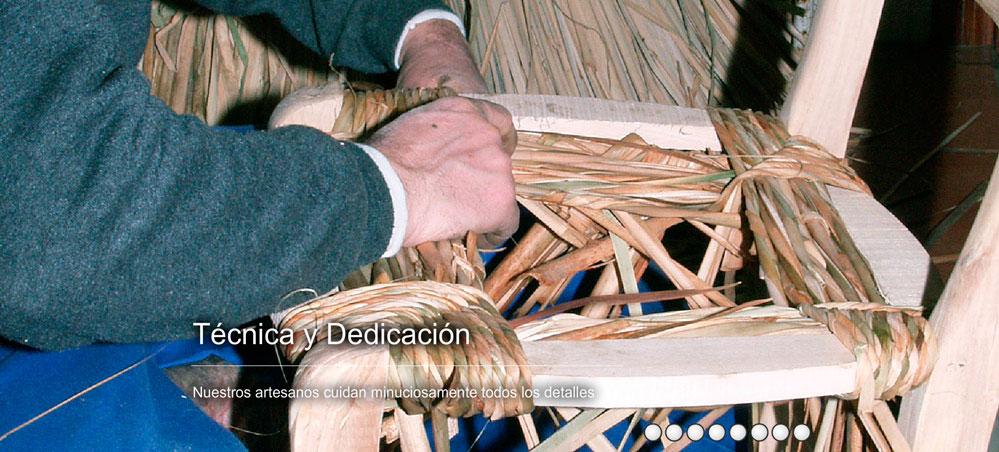 Artesanos de la madera de olivo: Un oficio a reivindicar