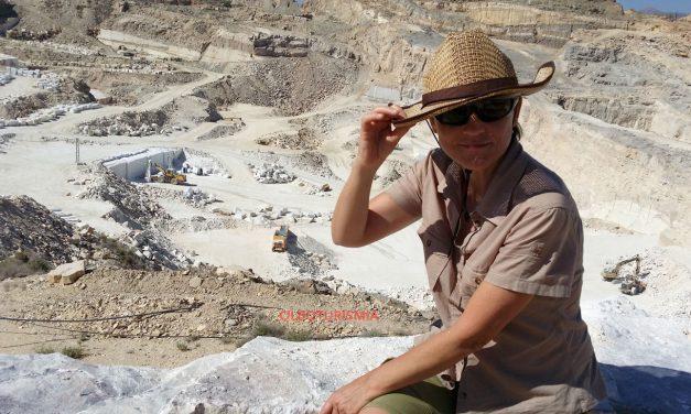 Canteras de mármol de Macael, no es extraño que Ridley Scott las eligiera