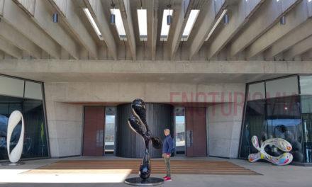 Enoturismo Burgos: Bodegas Portia donde la arquitectura manda