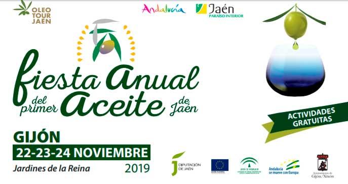 Oleoturismo Gijón: Fiesta anual del primer aceite de Jaén